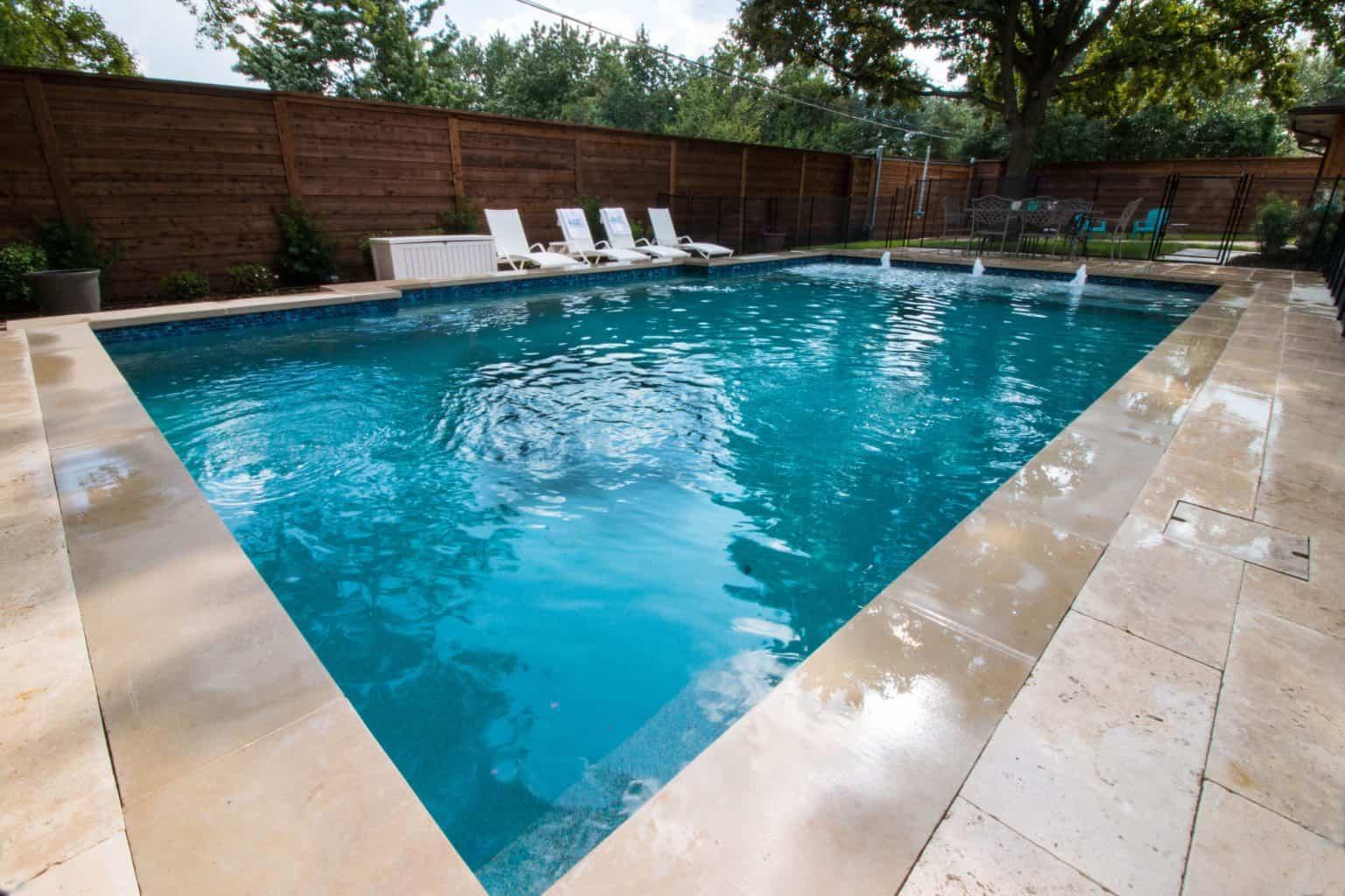 A Beautiful Swimming Pool!