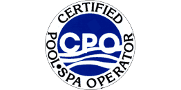 Certified Pool Spa Operator logo