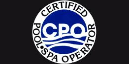 Certified Pool Spa Operator logo