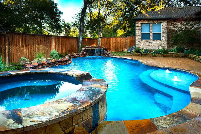 Top Rated++ Concrete Pool Builder Dallas TX | Summerhill Pools