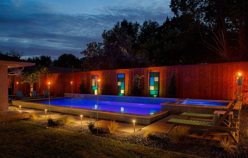 Dallas Modern Pool Builder