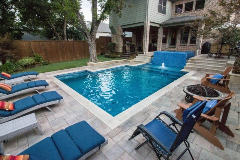 Swimming Pool Designs for Your Dallas Home | Summerhill Pools